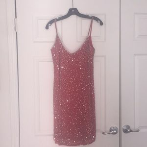 NWOT Niteline Sequin Dress